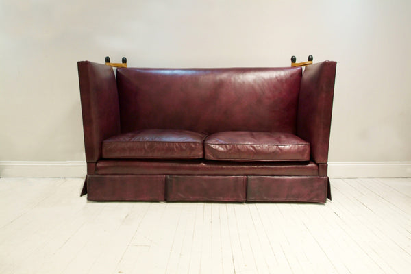 FULLY RESTORED EARLY 20THX KNOLE SOFA