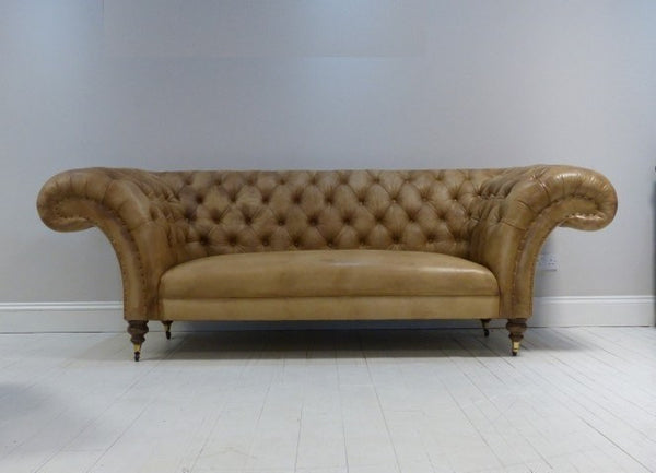 THE PALMERSTON CHESTERFIELD SOFA