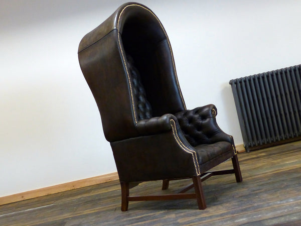 VICTORIAN PORTERS CHAIR