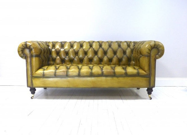 WILMINGTON SOFA : GOLDEN TAN