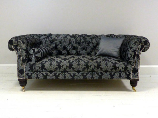 PALMERSTON CHESTERFIELD WITH PATTERN