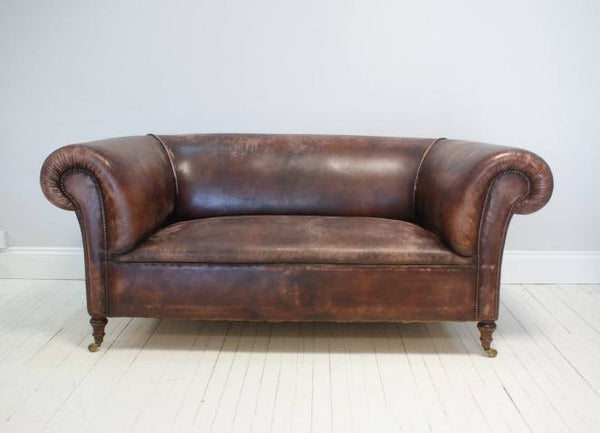 Vintage Unbuttoned Chesterfield