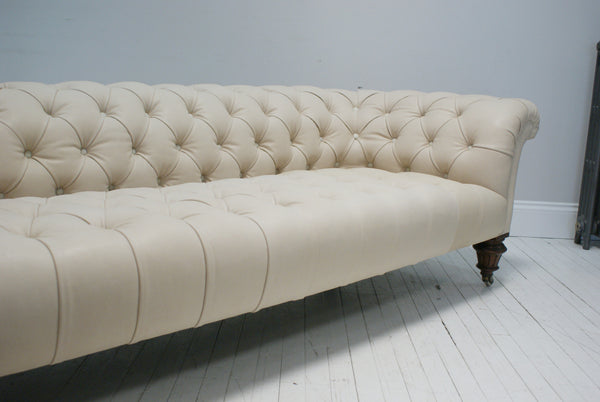 ANTIQUE WILLIAM IV CHESTERFIELD