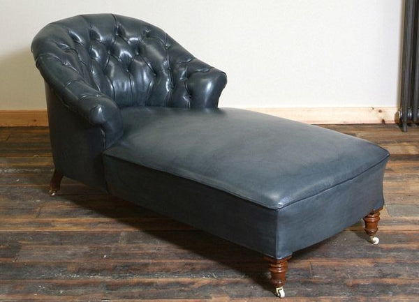 Antique vintage robinson of england for 19th century chaise lounge