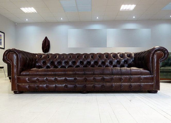 Buttoned Chesterfield Sofa