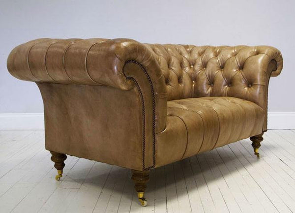 THE NEWCASTLE CHESTERFIELD SOFA
