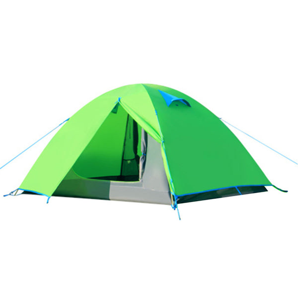 Double Layer Camping Tent for 2 Persons 4 Season