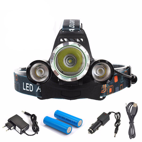 9000Lm LED Professional Headlight