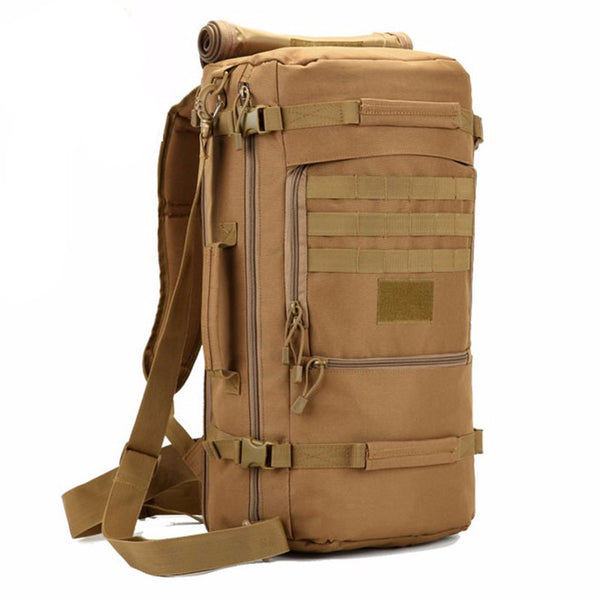 HOT Military Style Travel Waterproof Backpack