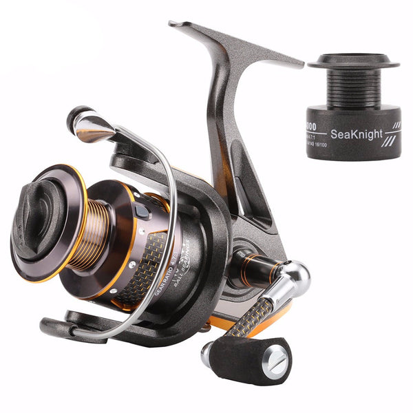 Pro Carbon Fiber Super Light Spinning Reel