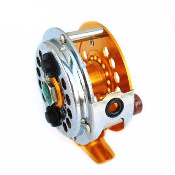 HB600 One-Piece Fly Reel