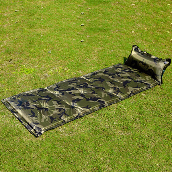 Automatic Inflatable Camo Sleeping Mat