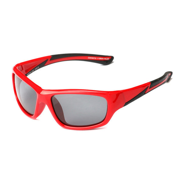 TR90 Ultra Durable Kids Polarized Sports Sunglasses