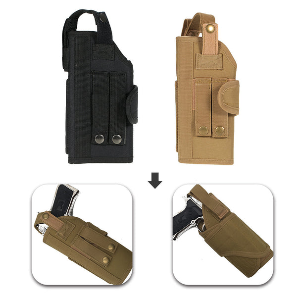 Tactical Military Quick Draw Gun Holster