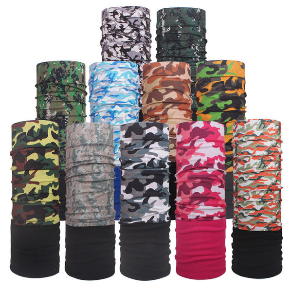 Hunting Men and Women Camo Buff