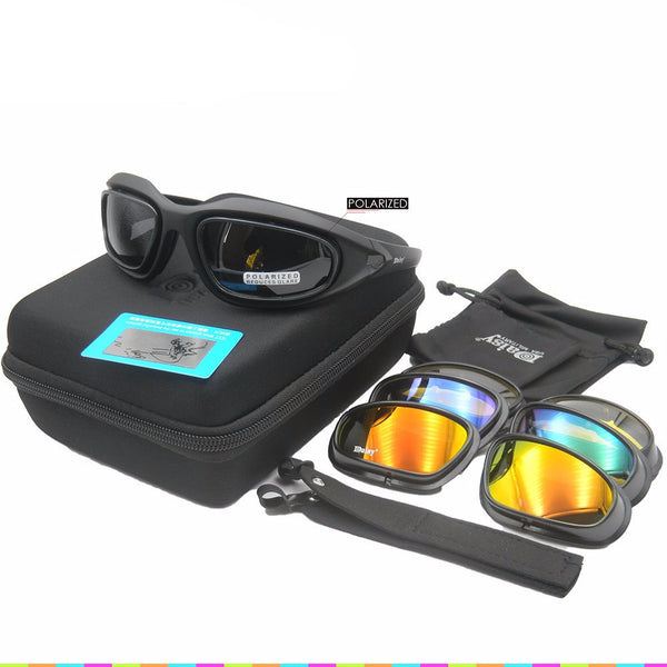 DAISY C5 Tactical Multi-Posrts Sunglasses