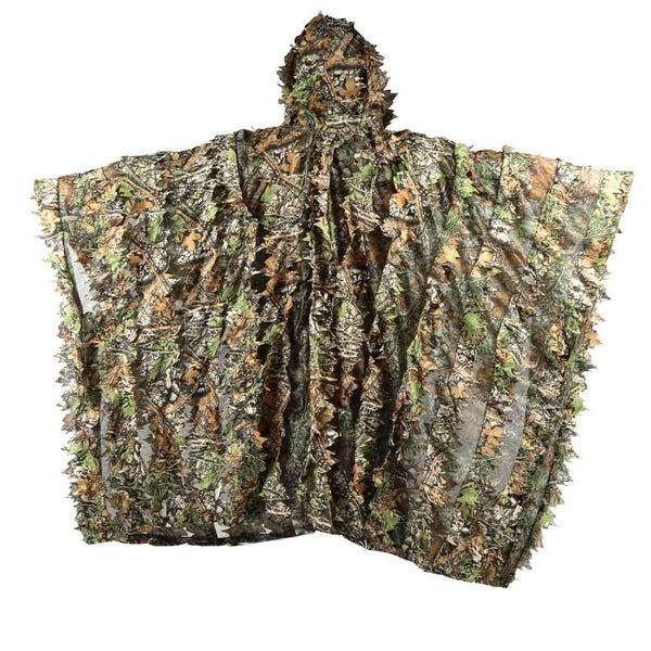 Military Tactical Hunting Camo Poncho