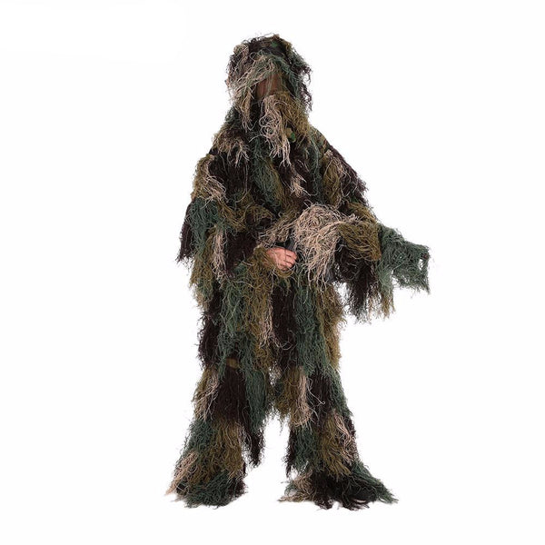Hunting Tactical Camouflage Ghillie Suit