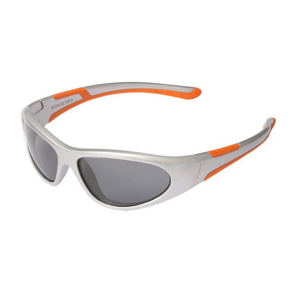 TR90 Polarized Sports Fashionable Sunglasses for Boys and Girls