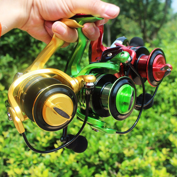 13+1BB Spinning Fishing Reel