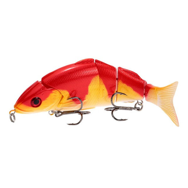 12.5cm 20g Hard Multi Jointed Fishing Lure