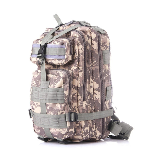 Tactical Military Style Hiking Outdoors Backpack