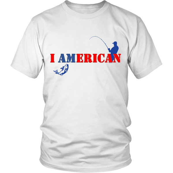 The I-American Action T-Shirt