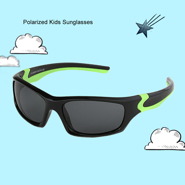 Polarized Designer Kids Sunglasses
