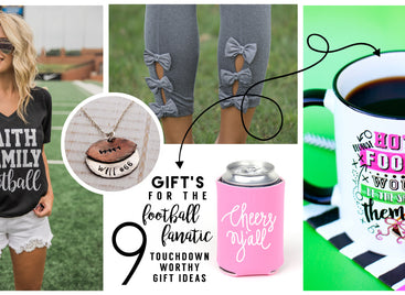 9 Touchdown Worthy Gift Ideas for Football Fanatics