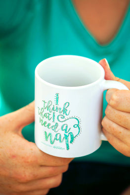 One Of Those Days/Need a Nap Mug