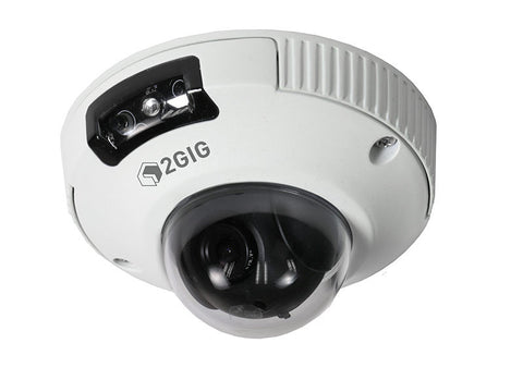 2GIG Outdoor Mini-dome HD Camera