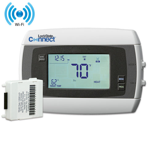 WiFi Internet Programmable Thermostat