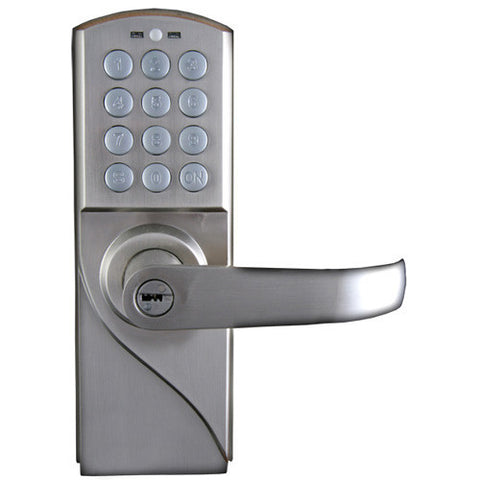 RDJ Electronic Keyless Lever Door Lock - Right Sided