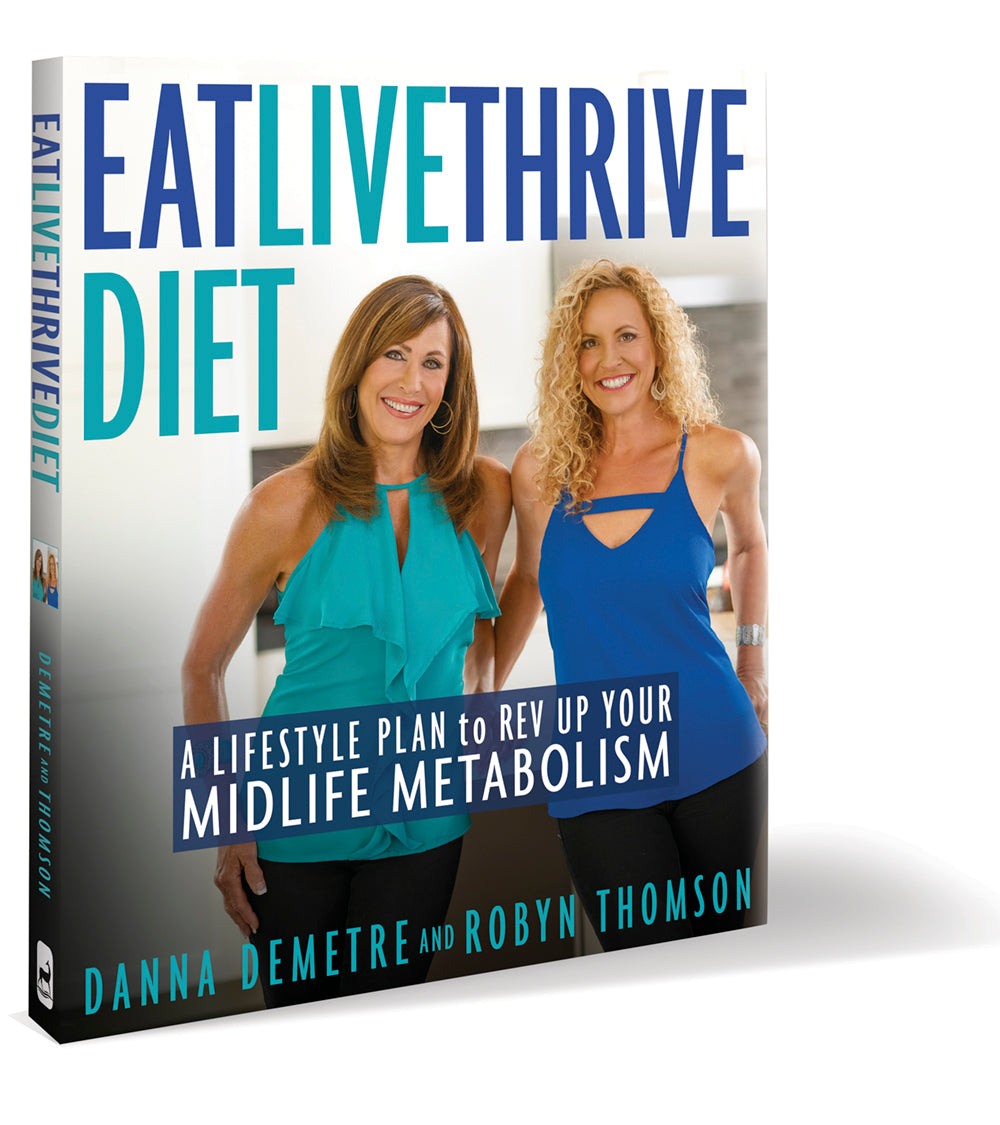 Eat Live Thrive Free Lecture + Luncheon & Book