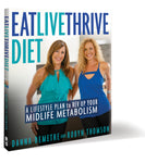 Eat Live Thrive Diet Book - Autographed