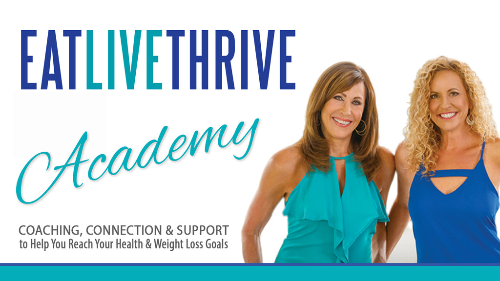 Eat Live Thrive Academy - Annual Membership