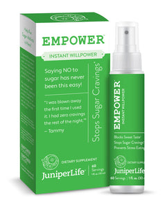 EMPOWER - Stops Sugar Cravings