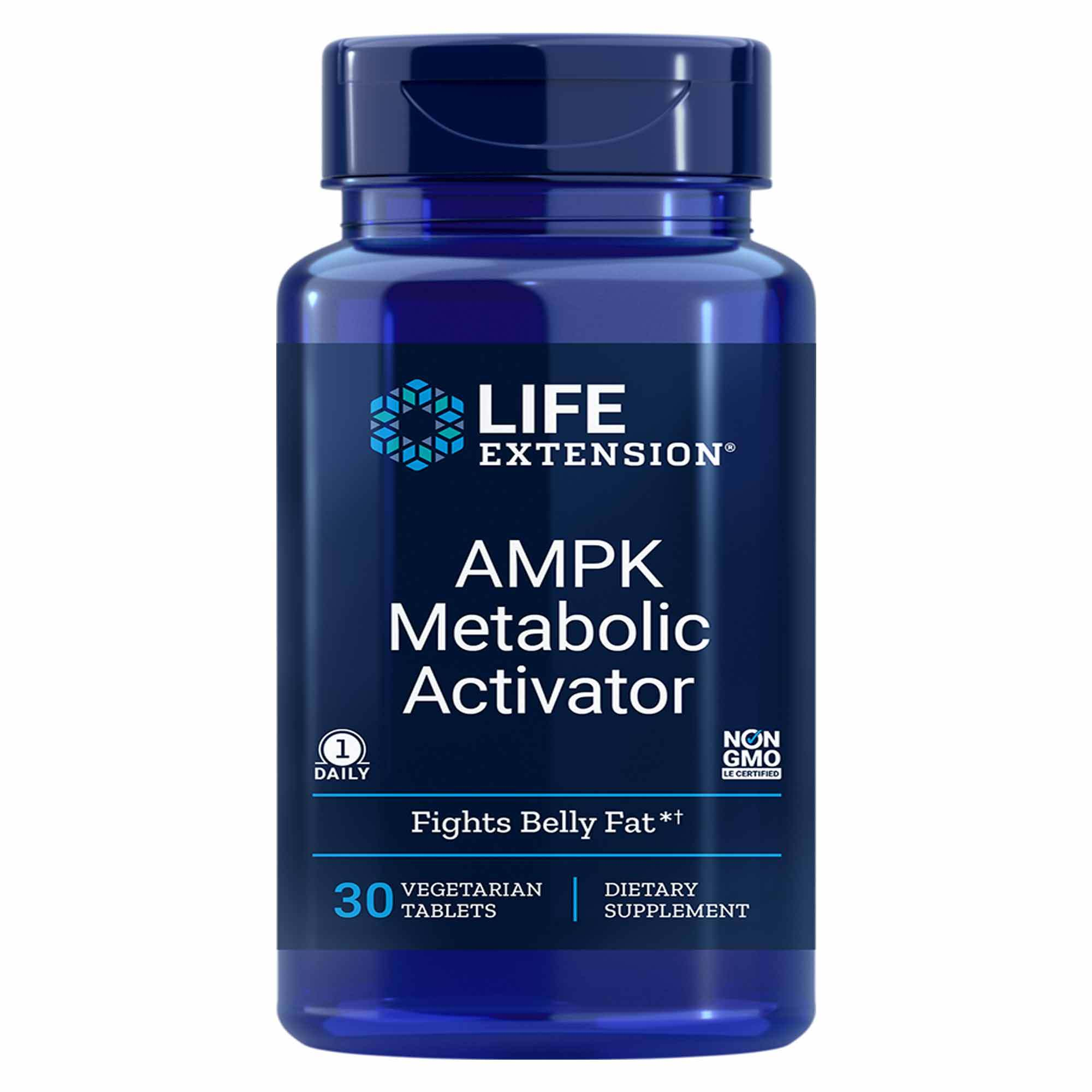 AMPK Metabolic Activator - Life Extension
