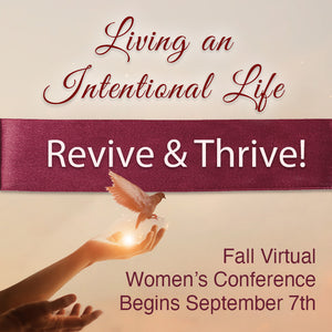 Revive and Thrive Fall Virtual Conference