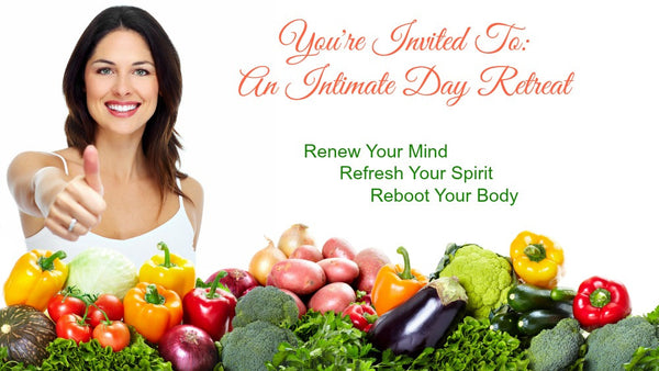 An Intimate Day Retreat at Danna's -  June 24th