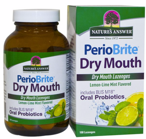 Periobrite Dry Mouth Lozenges