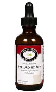 Hyaluronic Acid - Supplement
