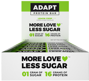 ADAPT Protein Bar - Lemon Crisp