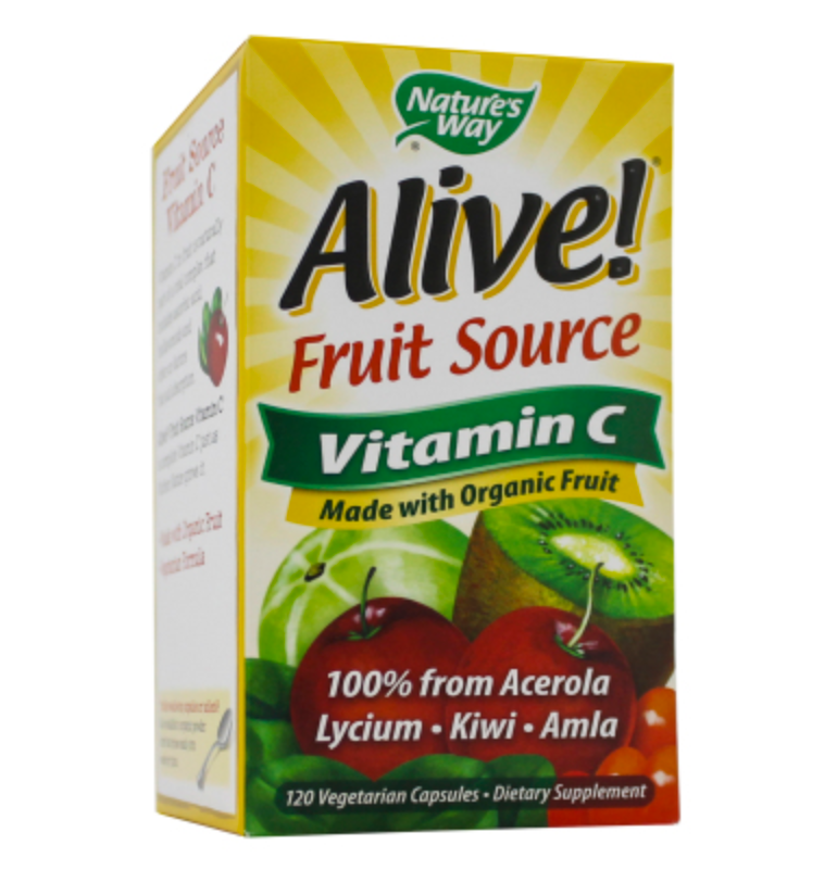 Alive Organic Vitamin C by Nature's Way