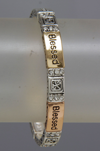 Faith Bracelet - Blessed