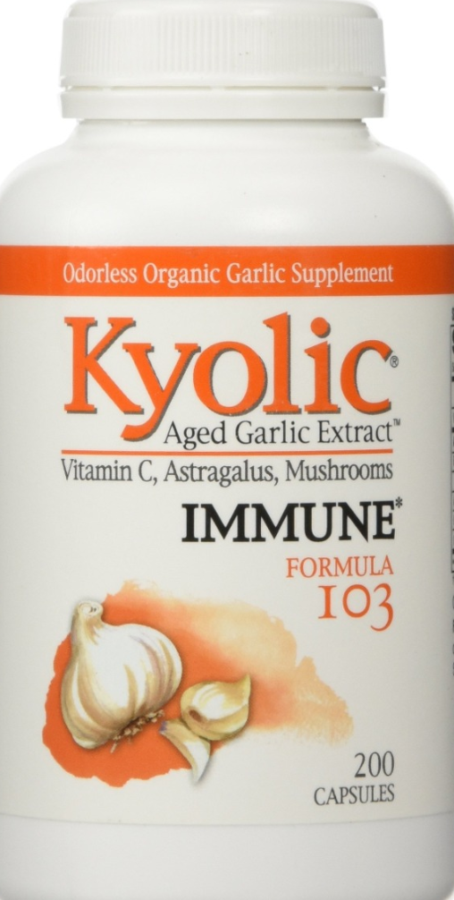 Kyolic Garlic - Immune Support