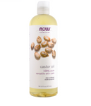 Organic Castor Oil by NOW