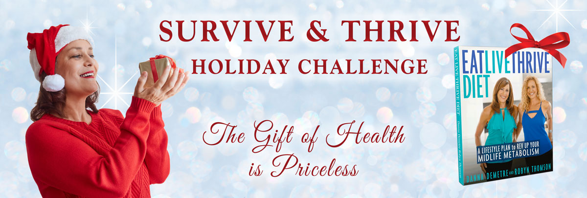 Survive & Thrive Holiday Challenge