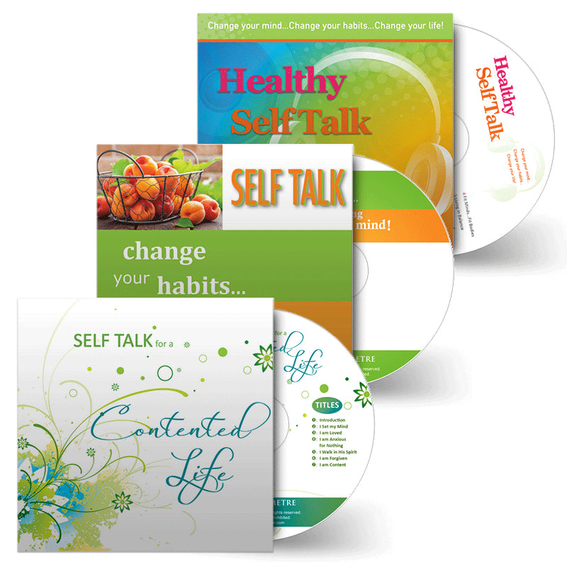 3 - Pack Healthy Self-Talk
