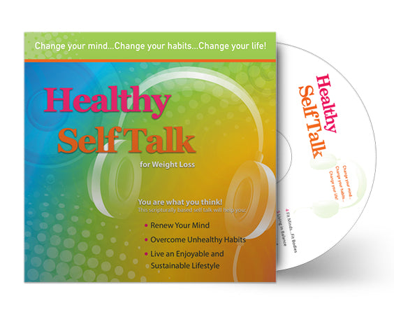 Healthy Self-Talk for Weight Loss - Audio